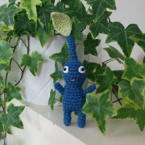 Blå Pikmin