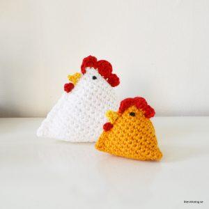 Påsk / hönan och kycklingen