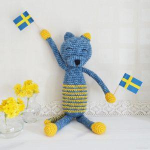 Hjärtekatten Svea