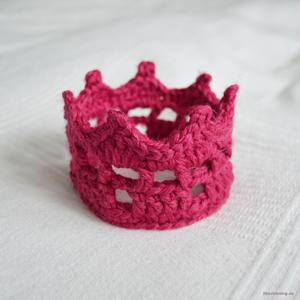 Rosa prinsesskrona