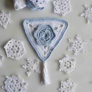 November – Frosty Flower Bunting