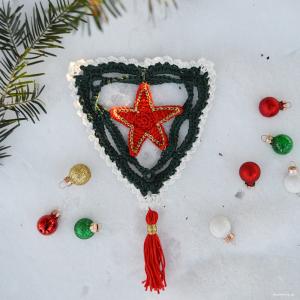 December: Shining Star Bunting