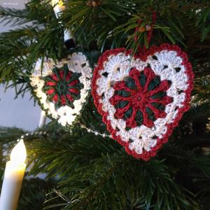 Julhjärta – mini CAL