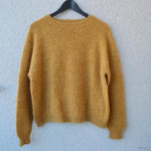 No Frills Sweater // Inga Krusiduller Sweater